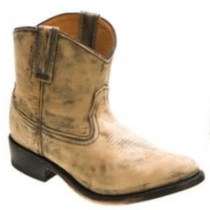Miz Mooz Carlito distressed ankle boots